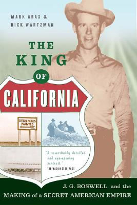 The King of California Cover