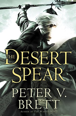 The Desert Spear Cover
