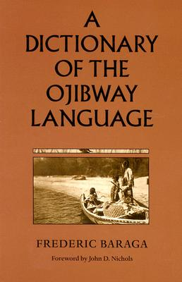 Dictionary of the Ojibway Language Cover Image