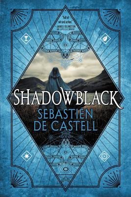 Shadowblack (Spellslinger #2) Cover Image
