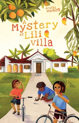 Cover for A Mystery at Lili Villa