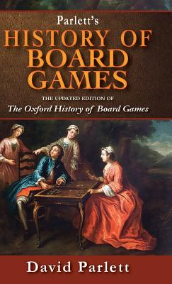 Oxford History of Board Games Cover Image
