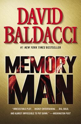 Memory Man (Memory Man Series #1) Cover Image