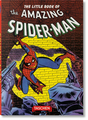 The Little Book of Spider-Man Cover Image