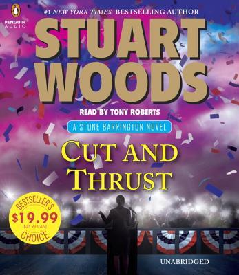 Cut and Thrust (A Stone Barrington Novel) Cover Image