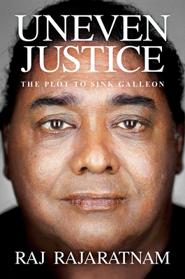 Uneven Justice: The Plot to Sink Galleon Cover Image