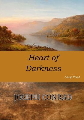 Heart of Darkness: Large Print Cover Image