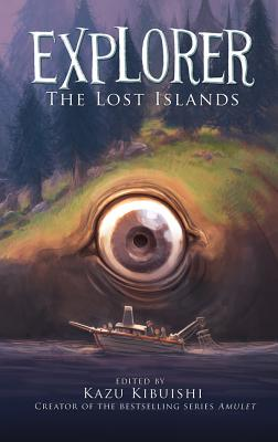 Explorer 2: The Lost Islands Cover Image