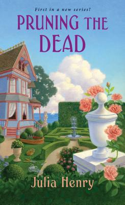 Pruning the Dead (A Garden Squad Mystery #1) Cover Image