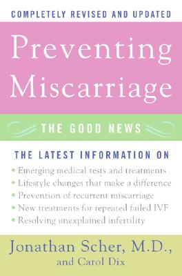 Preventing Miscarriage Cover