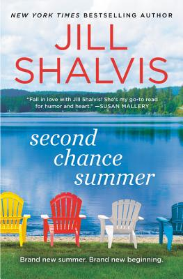 Second Chance Summer (Cedar Ridge #1) Cover Image