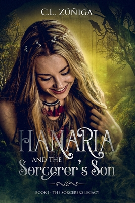 HANARIA and the Sorcerer's Son Cover Image
