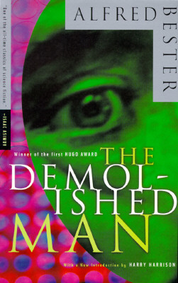 The Demolished Man Cover Image