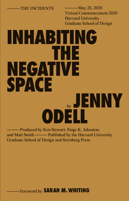 Inhabiting the Negative Space Cover Image