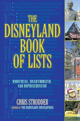Cover for The Disneyland Book of Lists