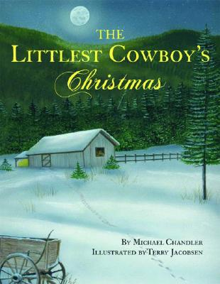 The Littlest Cowboy's Christmas [With CD] Cover