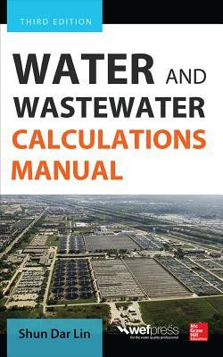 Water and Wastewater Calculations Manual Cover Image