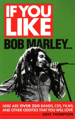 If You Like Bob Marley... Cover