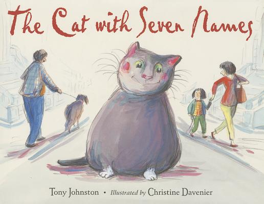 The Cat with Seven Names Cover