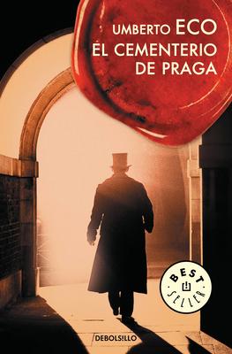 El cementerio de Praga / The Prague Cemetery Cover Image