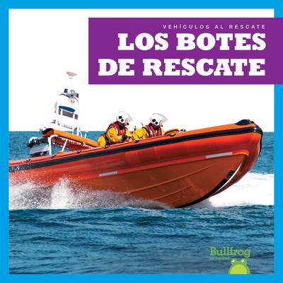 Los Botes de Rescate (Rescue Boats) Cover Image