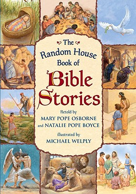 The Random House Book of Bible Stories Cover