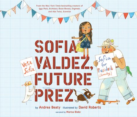 Sofia Valdez, Future Prez Cover Image