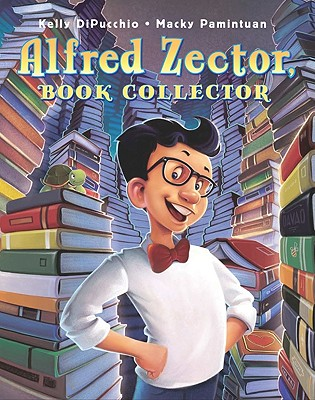 Alfred Zector, Book Collector Cover