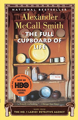 The Full Cupboard of Life (No. 1 Ladies' Detective Agency Series #5) Cover Image