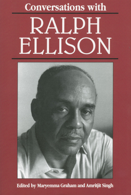 Conversations with Ralph Ellison Cover