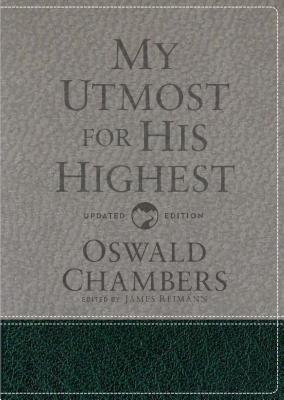 My Utmost for His Highest: Updated Language Gift Edition Cover Image