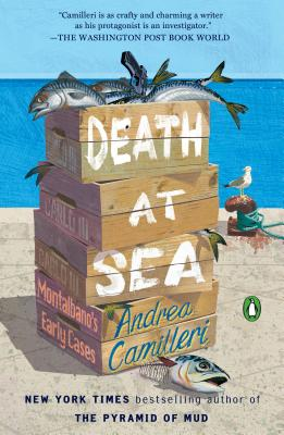 Death at Sea: Montalbano's Early Cases (An Inspector Montalbano Mystery) Cover Image
