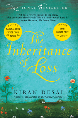 The Inheritance of Loss Cover