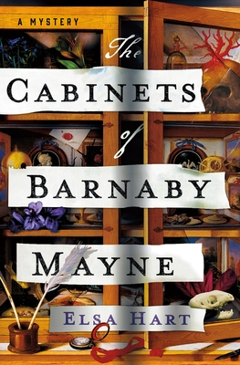 The Cabinets of Barnaby Mayne: A Mystery Cover Image