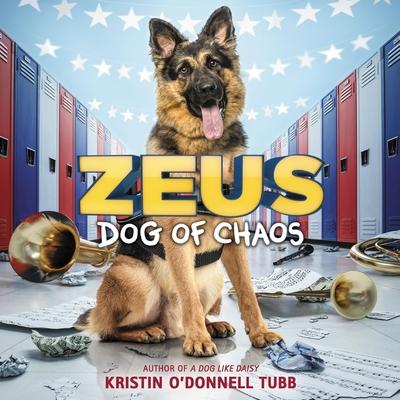 Zeus, Dog of Chaos Lib/E Cover Image