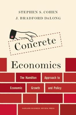 Cover for Concrete Economics