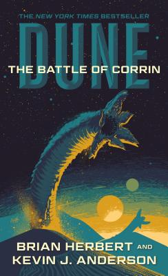 Dune: The Battle of Corrin: Book Three of the Legends of Dune Trilogy Cover Image