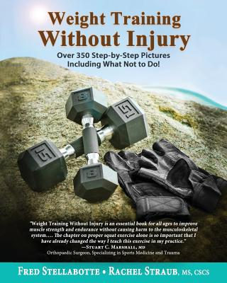 Weight Training Without Injury Cover