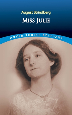Miss Julie (Dover Thrift Editions) Cover Image