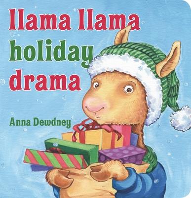 Llama Llama Holiday Drama Cover Image