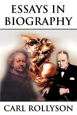 Cover for Essays in Biography