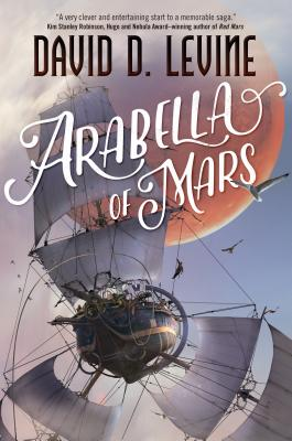 Arabella of Mars Cover