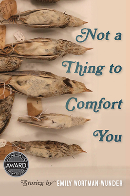 Cover for Not a Thing to Comfort You (Iowa Short Fiction Award)
