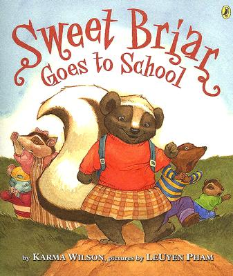 Sweet Briar Goes to School Cover