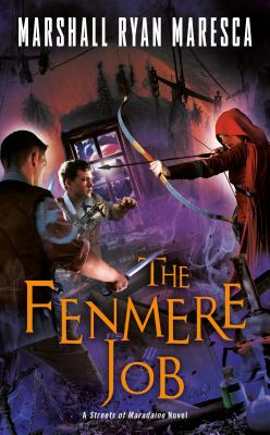 The Fenmere Job (Streets of Maradaine #3) Cover Image