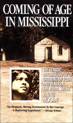 Coming of Age in Mississippi Cover