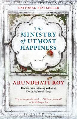 Ministry of Utmost Happiness cover image