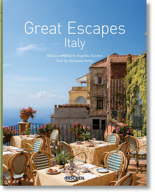 Great Escapes Italy Cover Image
