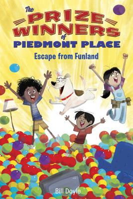 Escape from Funland (Prizewinners of Piedmont Place #2) Cover Image