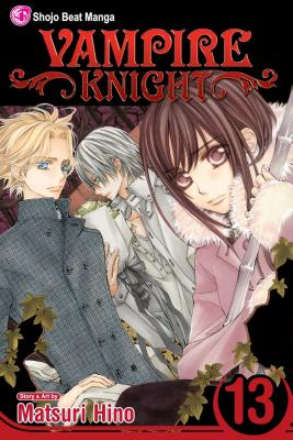 Vampire Knight, Volume 13 Cover